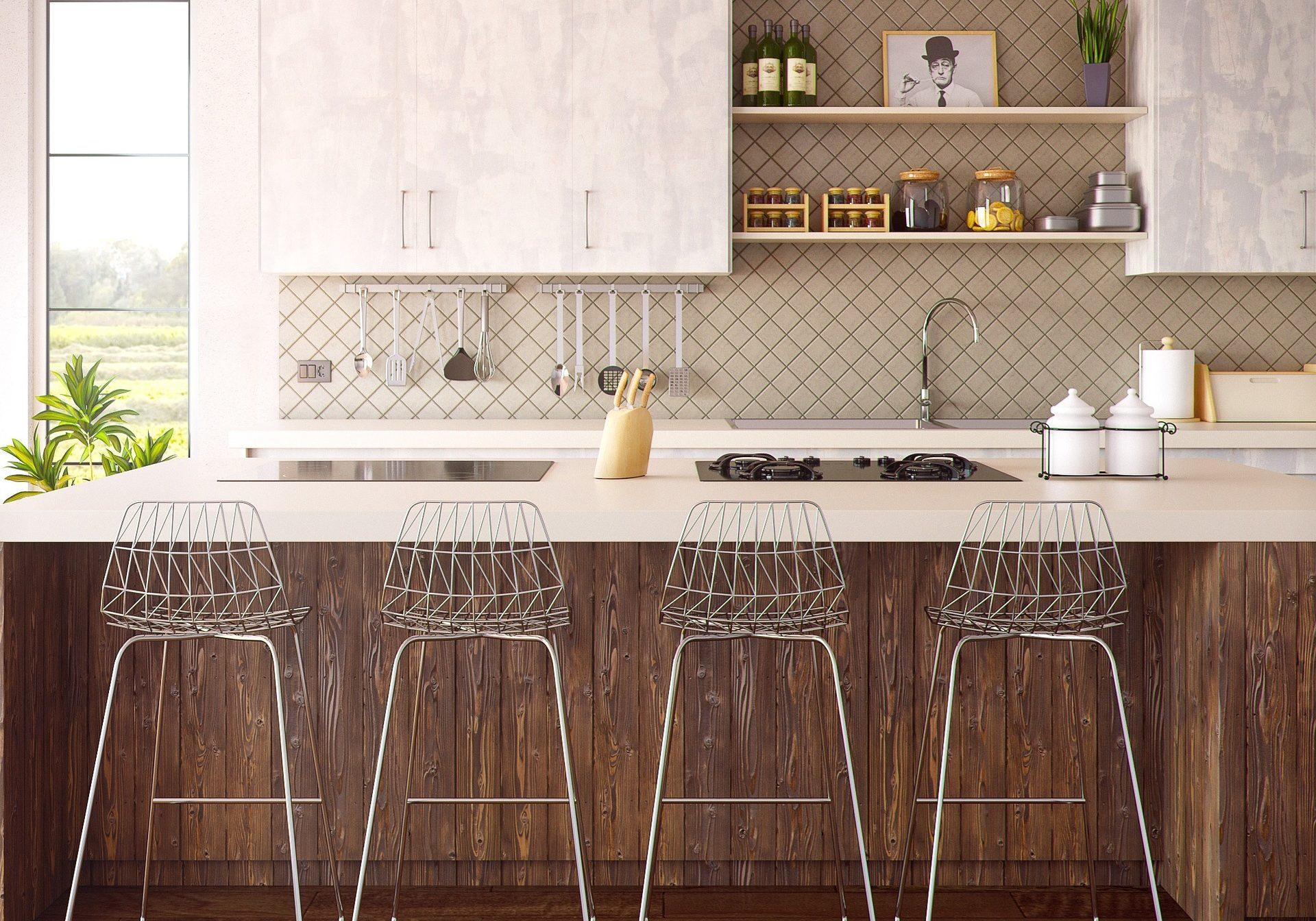 modern kitchen picture
